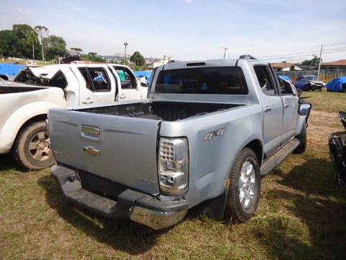 Imagem 1 de 6 de Sucata S10 Ltz 2.8 4x4 Diesel Automatica 2012/2013