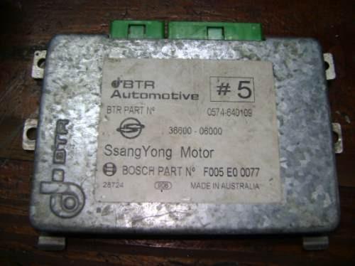Vendo Computadora Rx290 Rexton 2003 Automatica.