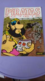Piratas Do Tietê Nº. 7 - Ano 1 - Laerte - 1990 - Raridade