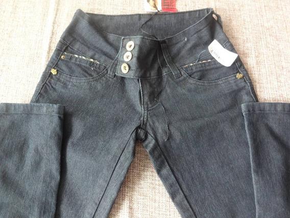 082 - Calça Feminina Jeans Sawary - Tamanho 36 - Promoção