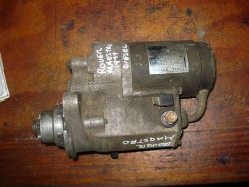 Motor De Arranque De Rover Maestro 1999