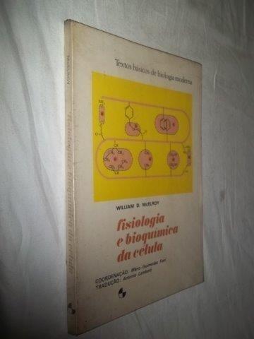 Fisiologia E Bioquimica Da Celula - Medicina