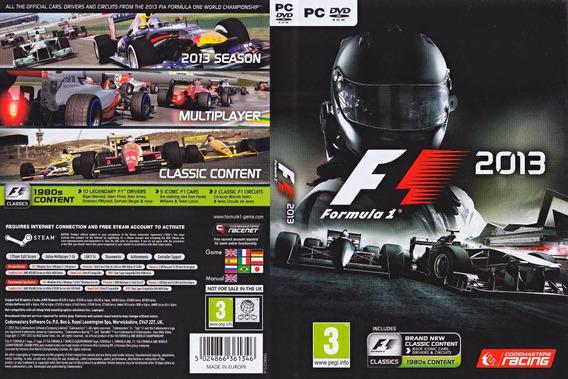 Formula 1 2013 Para Pc