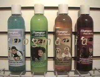 Shampoo 250ml P/perros Varios Tipos De Pelaje
