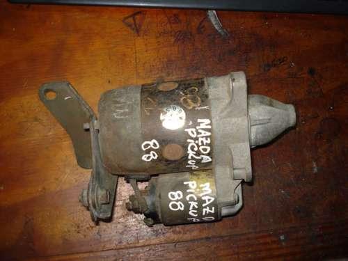 Vendo Motor De Arranque De Mazda Pickup Del 88