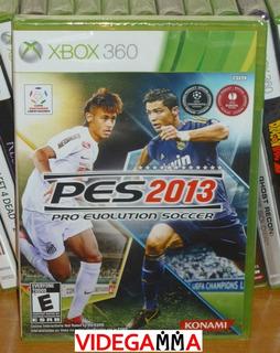 Pro Evolution Soccer 2013 Pes 2013 - Xbox 360 Nuevo Sellado