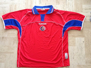 Jersey Seleccion Costa Rica ,joma, Xl.