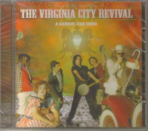 The Virginia City Revival - A Bandin The Herd - Cd Rock