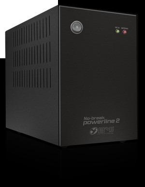 Nobreak Bmi 1400va Bivoltc/ Engate P/ Bateria Externa S/115v