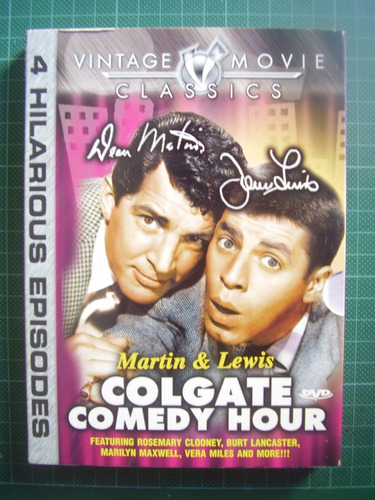 Jerry Lewis Y Dean Martin Colgate Comedy Hour