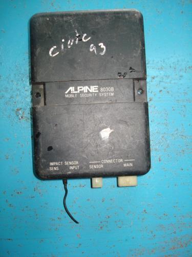 Sistema De Alarma De Honda Civic 1993