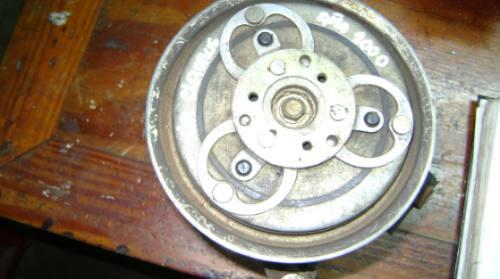 Compresor De Aire Acondicionado De Kia Claurus, Año 2000