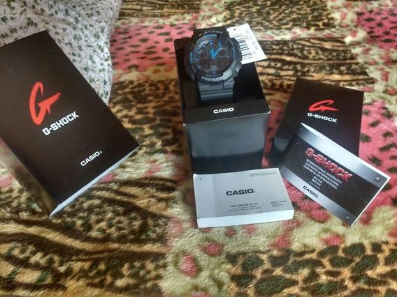 Promoção Relógio Casio G-shock 100% Original Ga-100-1a2dr