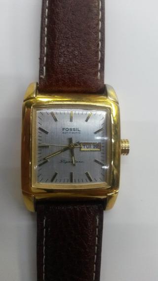 Reloj De Pulso Fossil Automatico Original