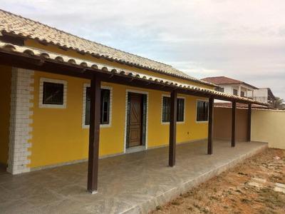 Casa A Venda, Cordeirinho A Beira Mar Praia De Maricá. - Codigo: Ca2354 - Ca2354