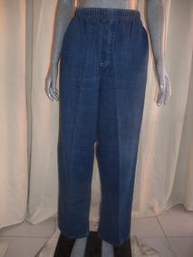 Pantalon De Mezclilla Azul Marca White Stag Talla 16