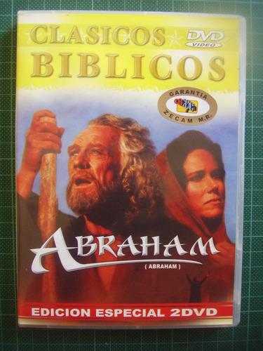 Dvd - Abraham - Richard Harris - Barbara Hershey