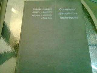 Libro Computer Simulation Techniques