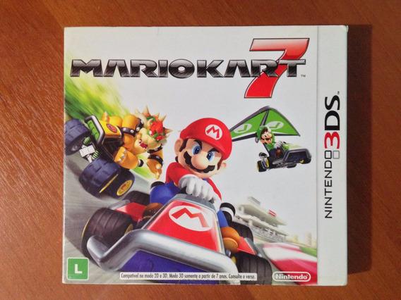 Mario Kart 7 3ds - Americano Com Luva