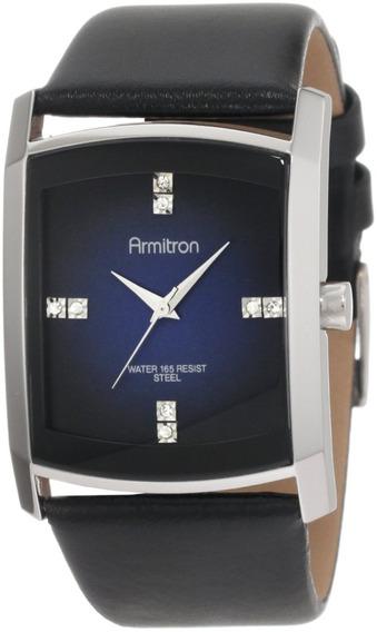 Reloj De Pulsera Para Hombres Armitron 204604dbsvbk Pm0