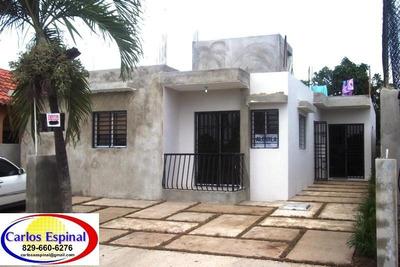 Apartamento Nuevo Disponible En Higüey.