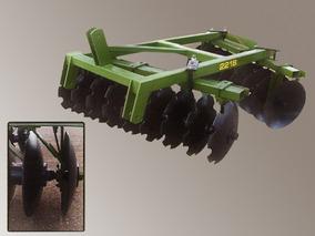 Rastra De Levante Implemento Agricola John Deere Ford