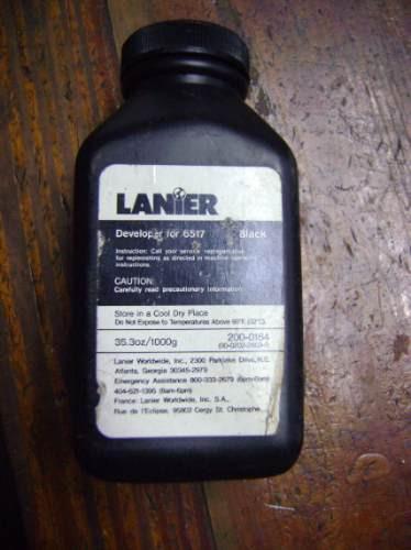 Vendo Toner De Lanier Black (negro)