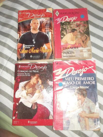 Lote 3: Romances Nova Cultural - Desejo - 4 Livros