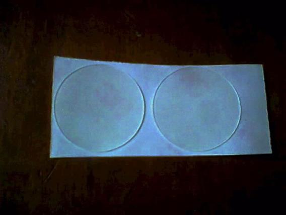 Lacres, Proteções Gol Quadrado 02 Pçs Originais Frete Gratis