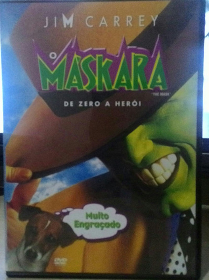 Dvd O Máskara - Raridade