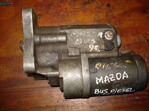 Motor De Arranque  De Mazda Bus Diesel 1994