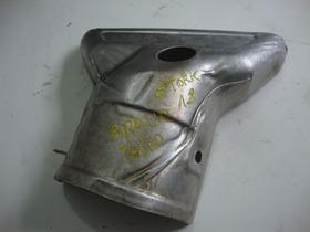 Capa Protecao Defletor  Escapamento Do Fiat Etork 1.8 12 13