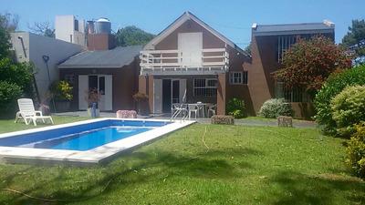 Alquiler De Casa Mar Del Plata Con Pileta Barrio Alfar