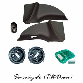 Kit Retrovisor Elétrico Chevrolet Gm Spin Gmse106 Tilt Down