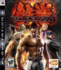 Tekken 6 - Ps3 - Usado