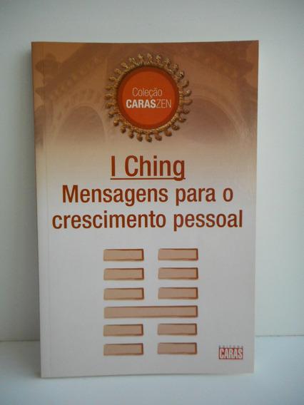 Livro I Ching Mensagens Para O Crescimento Pessoal Ed Caras