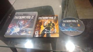 Infamous 2 Completo Para Play Station 3,funcionando Bien