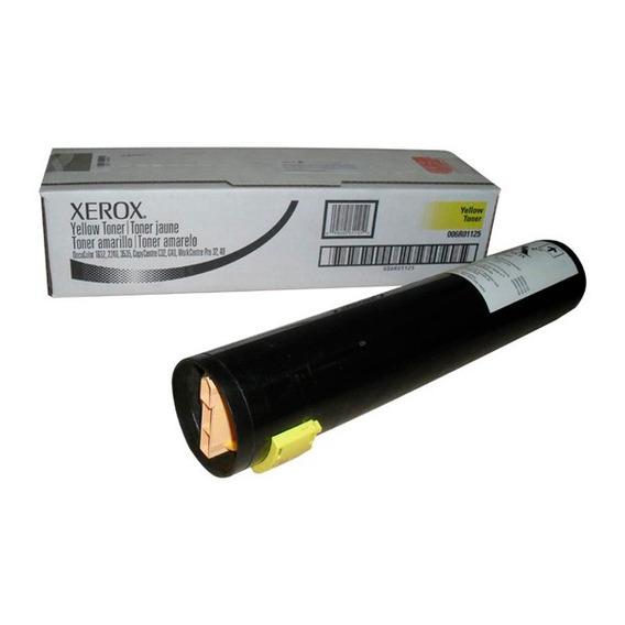 Toner Xerox Amarelo Dc22 Dc26 Dc16 2240 M24 3535 6r01125
