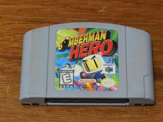 Nintendo 64 Bomberman Hero
