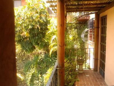Habitación Cuernavaca Centro Con Baño Completo. Todos Los Se