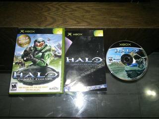 Halo Combat Evolved En Ingles Completo Para Xbox Normal.