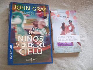 Lote De 2 Libros De John Gray