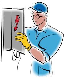 Casas Departamentos Emergencias Electricas Electricista 24hs