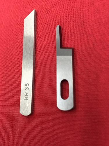 Imagen 1 de 2 de Juego De Cuchillas Para Maquina Overlock