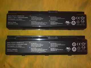 Bateria Netbook E11-3s4400-s1b1 Edunec, Depot,cdr Etc Salta