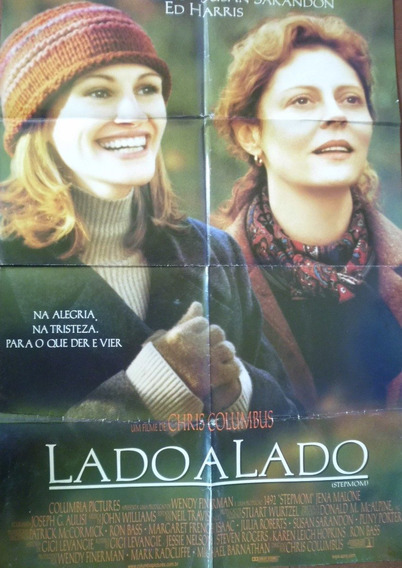 Cartaz Poster Do Filme Lado A Lado