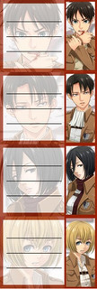 Etiquetas De Colegio De Shingeki No Kyojin Attack On Titan
