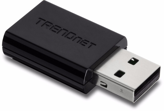 Adaptador Usb Wireless Trendnet Tew 804 Ub - Ac600 Dual Band