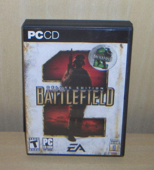 Battlefield 2 - Deluxe Edition / Bf2 + Bf2 Special Forces Pc