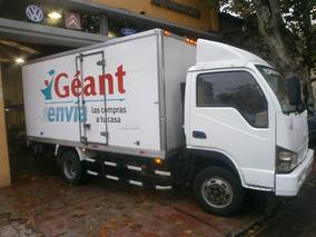 Oportunidad Camion Chana Euroiii 2.8cc 3500kg/carga Año 2010